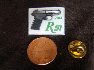 REMINGTON RP9 LAPEL TIE TACK PIN GUN FIREARM