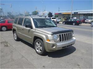 2010 Jeep Patriot Limited **NEW PRICE**