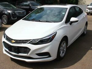 2016 Chevrolet Cruze LT SUNROOF LOADED FINANCE AVAILABLE