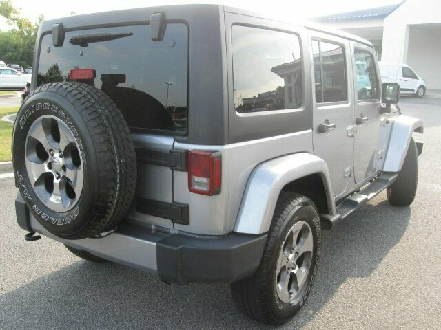 Image 6 Voiture American used Jeep Wrangler 2017