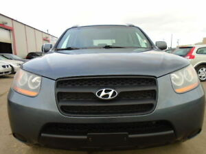 2008 Hyundai Santa Fe GL-2.7L V6--HEATED SEATS---5 SPEED MANUAL