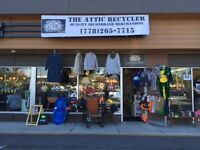 THE ATTIC RECYCLER - Quality Secondhand Merchandise