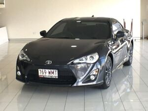 2016 Toyota 86 ZN6 GT Grey 6 Speed Manual Coupe Southport Gold Coast City Preview