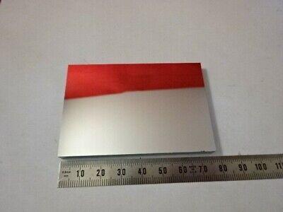 Optical Mirror Glass Optics As Is 99-28