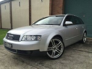 2004 Audi A4 B6 2.0 Avant 6 Speed CVT Multitronic Wagon Campsie Canterbury Area Preview