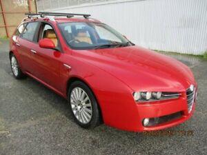 2006 Alfa Romeo 159 Sportwagon 2.2 JTS Red 6 Speed Manual Wagon West Perth Perth City Area Preview