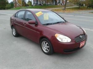 2010 Hyundai Accent GL FINANCING AVAILABLE