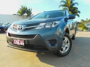 2013 Toyota RAV4 ASA44R MY14 GX AWD Blue 6 Speed Sports Automatic Wagon Noosaville Noosa Area Preview