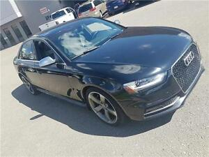 2014 Audi S4 Technik $10,000 In Upgrades. ZERO DOWN FINANCING!!!