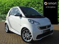smart fortwo coupe PASSION MHD (white) 2013-02-20