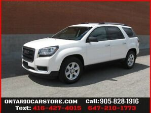 2015 Gmc Acadia SLE AWD !!!1 OWNER LOCAL ONTARIO CAR!!!