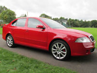 2008 (58) Skoda Octavia 2.0TDI CR (170bhp) vRS ***FINANCE ARRANGED***