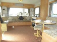 Static caravan for sale on the east coast of yorkshire, 2 bedroom 6 berth caravan, sited Withernsea