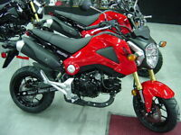 BillsCycle Honda SuperStore has 'The Grom'