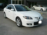 2008 Mazda Mazda3 GT *Ltd Avail* Sedan -- Ready to Go