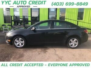 2014 Chevrolet Cruze Diesel *$99 DOWN, EVERYONE APPROVED*