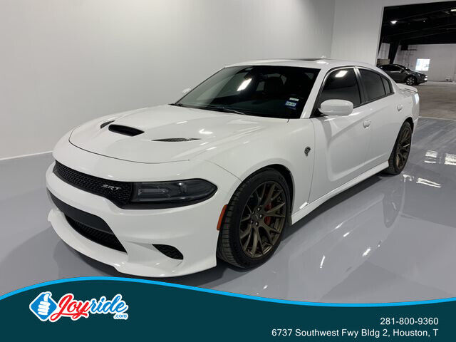 2016 Dodge Charger, White* with 57,309 Miles available now!