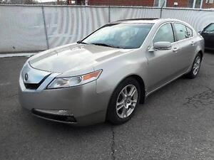 ACURA TL groupe Tech 2010 (NAVIGATION, BLUETOOTH, TOIT OUVRANT )