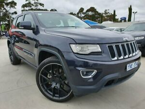2014 Jeep Grand Cherokee WK MY2014 Laredo Blue 8 Speed Sports Automatic Wagon Dandenong Greater Dandenong Preview