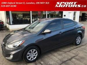 2012 Hyundai Accent GL! New Brakes! A/C! Cruise Control! Keyless
