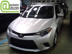 2014 Toyota Corolla CE, À PARTIR DE 40$/sem. 100% APPROUVÉ!