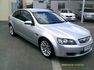 2008 Holden Commodore VE MY09.5 Omega 60th Anniversary Silver 4 Speed Automatic Sedan Coopers Plains Brisbane South West Preview