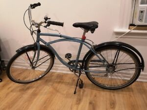 Cruiser Bike with added gears and hand brakes size M. $120 OBO