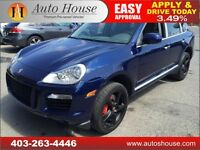 2008 PORSCHE CAYENNE TURBO LOW KMS NAVIGATION 90 DAY NO PAYMENTS