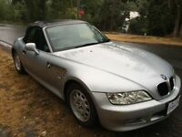 1997 BMW Z3 ROADSTER Coupe (2 door)