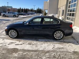 BMW 328i XDrive, Luxury package 2013 - KM d'autoroute