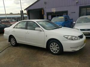 2005 Toyota Camry MCV36R Upgrade Altise White 4 Speed Automatic Sedan North St Marys Penrith Area Preview