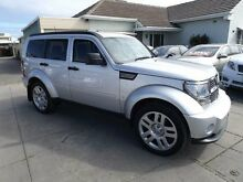 2008 Dodge Nitro KA MY08 SXT Silver 5 Speed Sports Automatic Wagon Park Holme Marion Area Preview