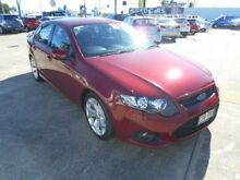 2012 Ford Falcon FG MkII XR6 Red 6 Speed Sports Automatic Sedan Currimundi Caloundra Area Preview