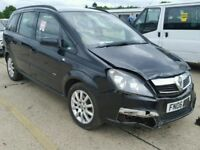 VAUXHALL ZAFIRA 1.9 CDTI M32 2008 BREAKING FOR SPARES TEL 07814971951 HAVE FEW IN STOCK