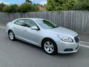 2014 Holden Malibu EM MY14 CD Silver 6 Speed Automatic Sedan North Hobart Hobart City Preview