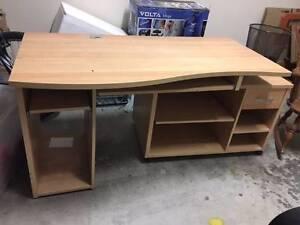 Work Desk + Chair.... CHEAP CHEAP CHEAP Braybrook Maribyrnong Area Preview