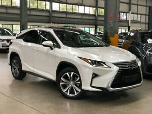 2015 Lexus RX200T AGL20R Luxury Wagon 5dr Spts Auto 6sp, 2.0T [Nov] White Sports Automatic Wagon Port Melbourne Port Phillip Preview