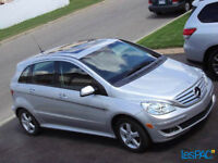 2009 Mercedes-Benz B200-Series Familiale