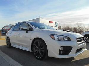 2016 Subaru WRX Sport Tech Certified Pre Owned