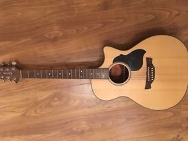 Electric Acoustic Guitar - Crafter Lite TE/SP