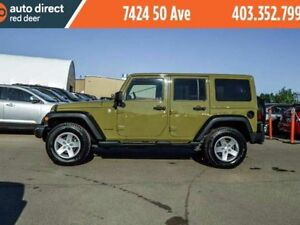 2013 Jeep Wrangler Unlimited Sport 4dr 4x4