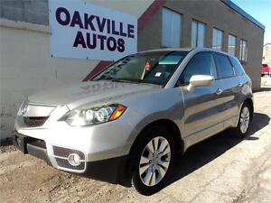 2011 Acura RDX AWD  NAVIGATION TECHNOLOGY PACKAGE  CAMERA SAFETY