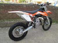 KTM 85 85cc SX 2016 SW Moto Cross SX Small Wheel