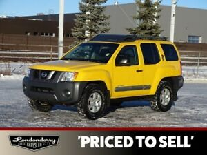 2007 Nissan Xterra 4WD OFFROAD Accident Free,  A/C,