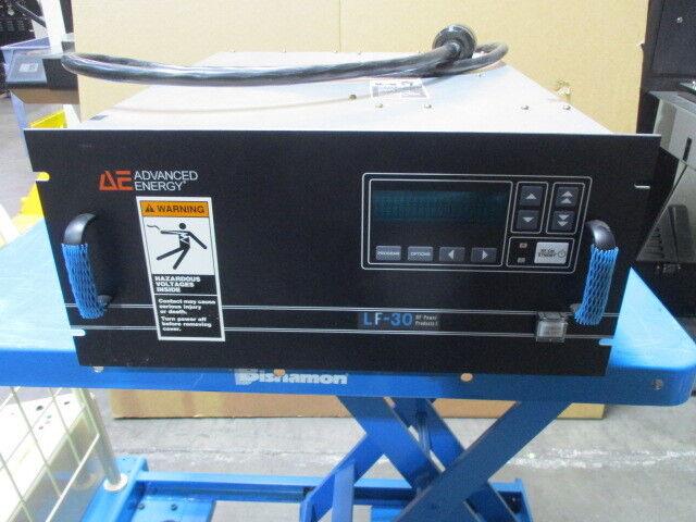 Advanced Energy AE 3150019-005 RF Generator, RFPP, LF-30, 405582