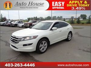2011 Honda Accord Crosstour EX-L AWD LEATHER 90 DAYS NO PAYMENTS