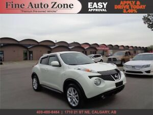 2011 NISSAN JUKE SV LOW KM CLEAN CARPROOF