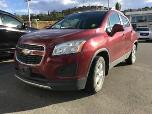 2015 Chevrolet TRAX 1LT All-wheel Drive