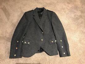 Kilt Jacket - grey