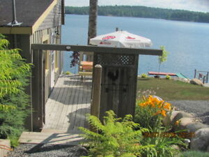 Cottage rental Mush-a-Mush Lake, Aulenback Point Road